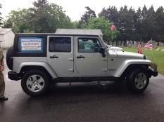 John's Jeep